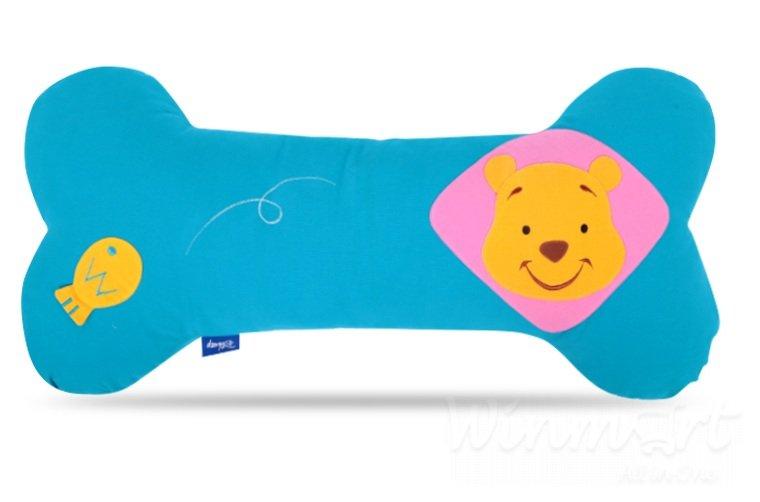 Cách làm đồ chơi cho chó gặm: Làm xương bằng bông cho chó